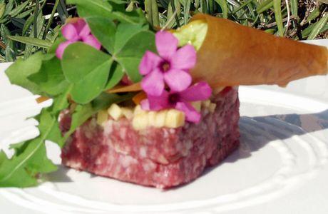 Mela modi 39 incontra l 39 alta cucina nelle ricette dello chef for Ricette alta cucina italiana