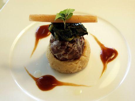 Mela modi 39 incontra l 39 alta cucina nelle ricette dello chef igles corelli - Al ta cucina ricette ...