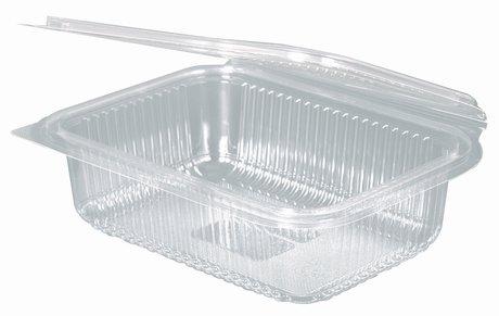 Vaschette plastica per alimenti monouso