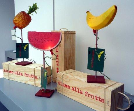 Regalo di natale originale le lampade alla frutta for Regalo di natale originale