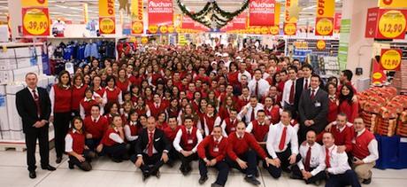 Auchan In Italia Preferenza Alle Produzioni Nazionali