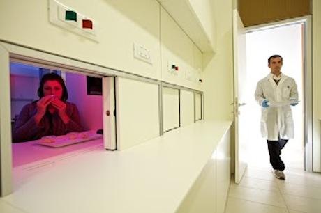 Laboratorio sensoriale