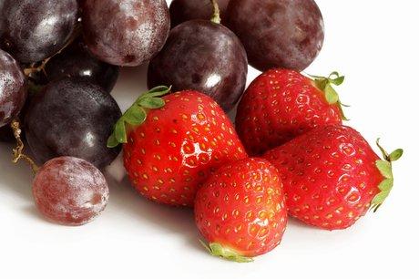 Il peru 39 esporta in cina fragole e uva per un valore di - Red globe uva da tavola ...