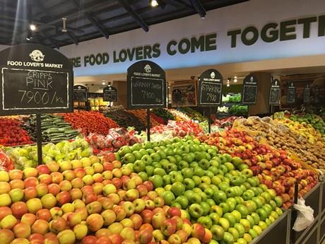 Food Lovers Market Zimbabwe Owner